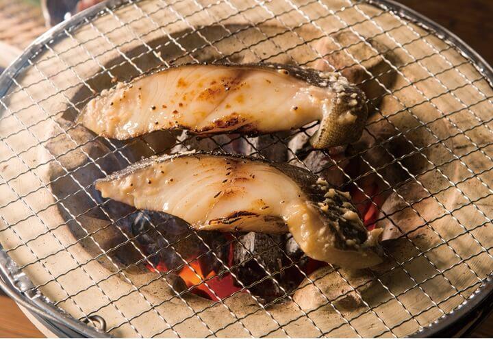 漬魚(味噌漬・粕漬)